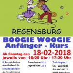 Tanzkurs Boogie Woogie